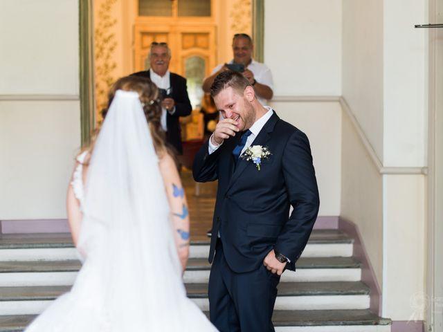 Le mariage de Kevin et Marie  à Bastia, Corse 14