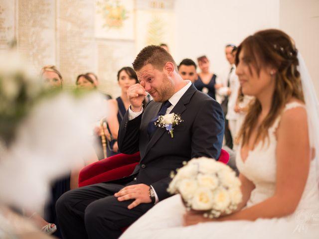 Le mariage de Kevin et Marie  à Bastia, Corse 15
