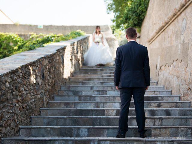 Le mariage de Kevin et Marie  à Bastia, Corse 23