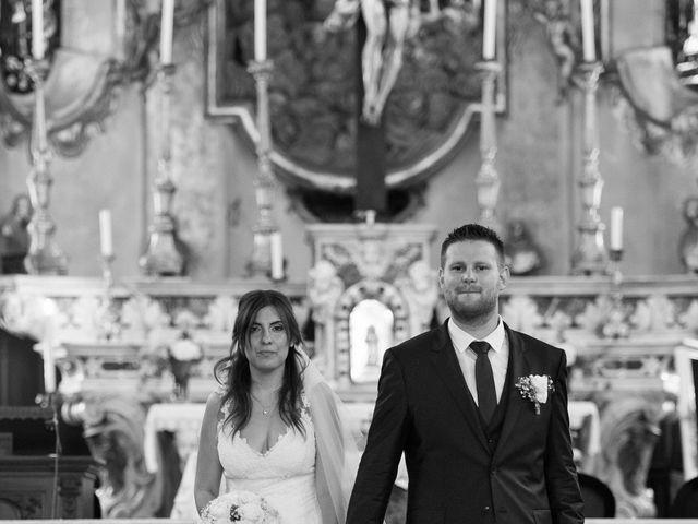 Le mariage de Kevin et Marie  à Bastia, Corse 36