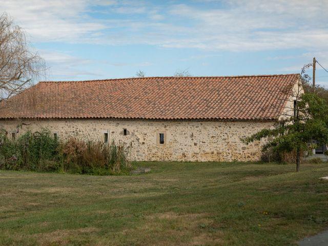 Le mariage de Jean-Charles et Anne-Blanche à Jard-sur-Mer, Vendée 10