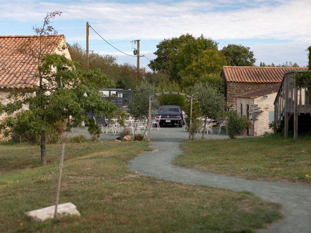 Le mariage de Jean-Charles et Anne-Blanche à Jard-sur-Mer, Vendée 11
