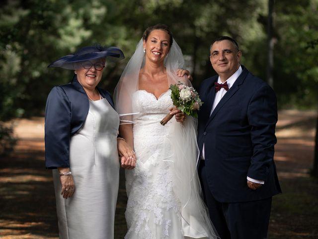 Le mariage de Jean-Charles et Anne-Blanche à Jard-sur-Mer, Vendée 22