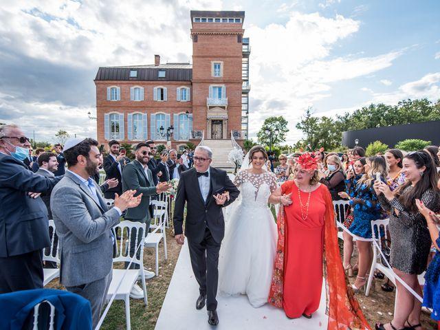 Le mariage de Arthur et Laura à Villemur-sur-Tarn, Haute-Garonne 34