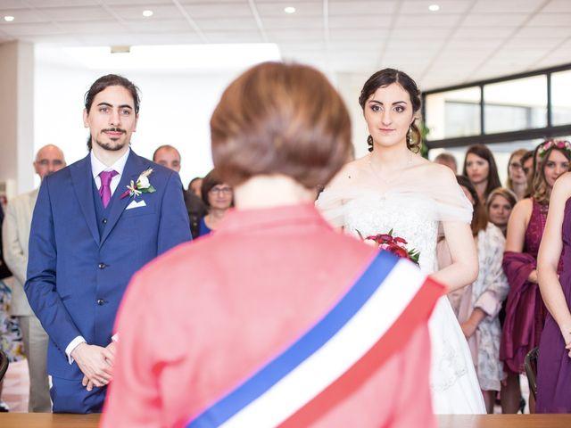 Le mariage de Timothée et Élodie à Thaon-les-Vosges, Vosges 12