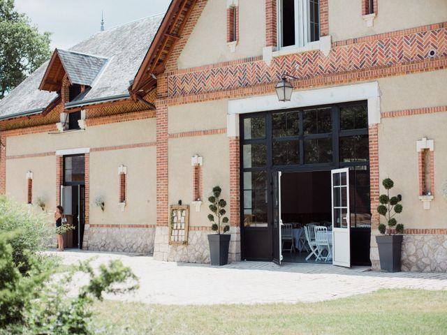 Le mariage de Felix et Faustine à Chaumont-sur-Tharonne, Loir-et-Cher 4