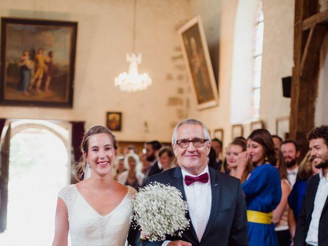 Le mariage de Felix et Faustine à Chaumont-sur-Tharonne, Loir-et-Cher 11