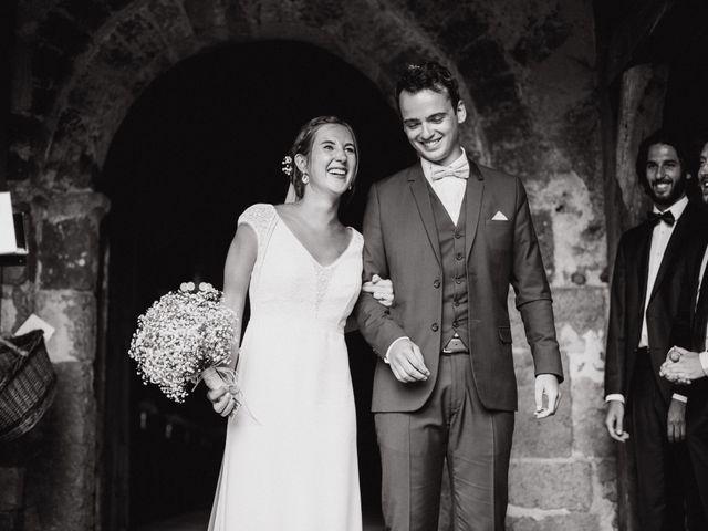 Le mariage de Felix et Faustine à Chaumont-sur-Tharonne, Loir-et-Cher 13
