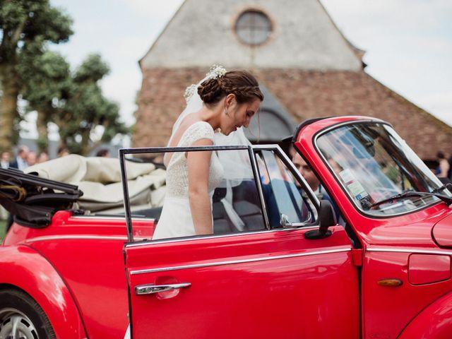 Le mariage de Felix et Faustine à Chaumont-sur-Tharonne, Loir-et-Cher 14
