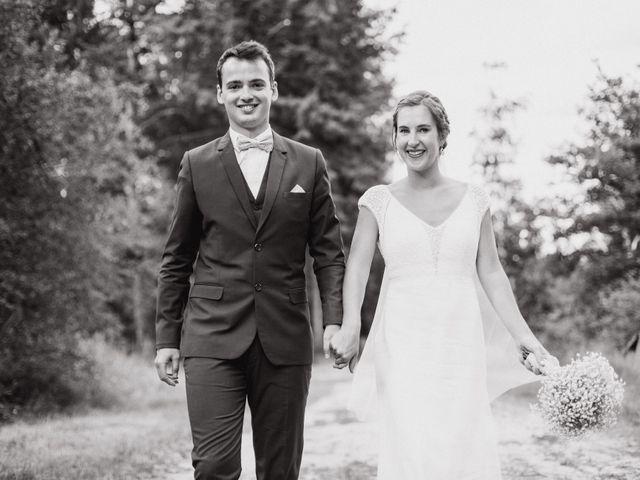 Le mariage de Felix et Faustine à Chaumont-sur-Tharonne, Loir-et-Cher 18