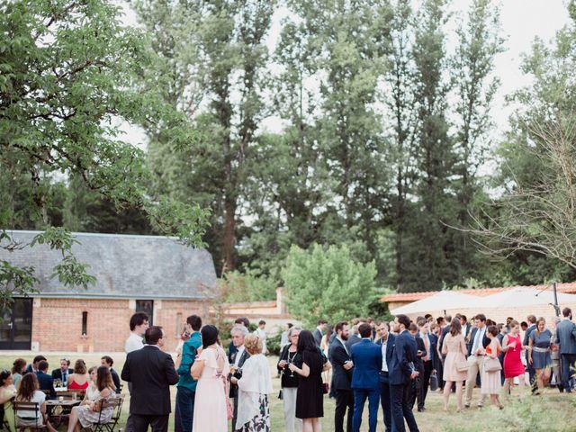 Le mariage de Felix et Faustine à Chaumont-sur-Tharonne, Loir-et-Cher 25