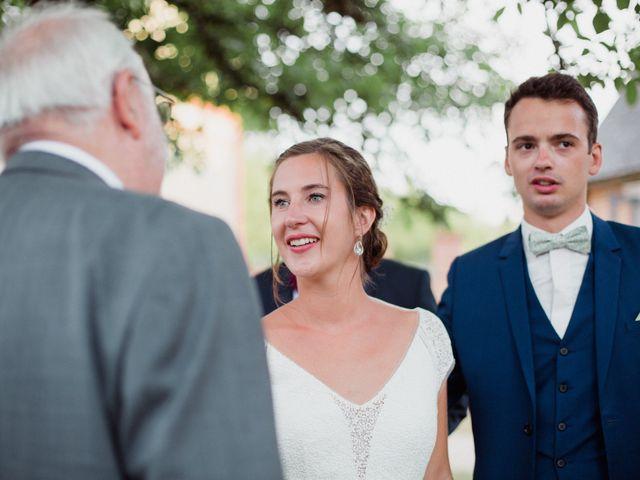 Le mariage de Felix et Faustine à Chaumont-sur-Tharonne, Loir-et-Cher 30