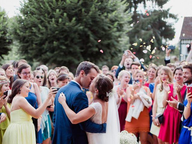 Le mariage de Felix et Faustine à Chaumont-sur-Tharonne, Loir-et-Cher 2