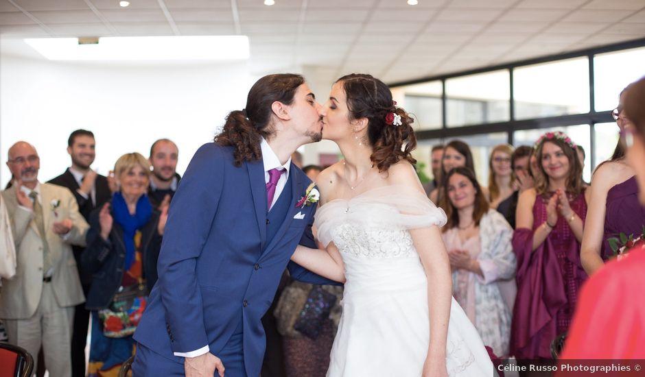 Le mariage de Timothée et Élodie à Thaon-les-Vosges, Vosges