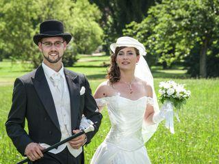 Le mariage de Tennessee et Florent