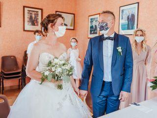 Le mariage de Yann et Émilie