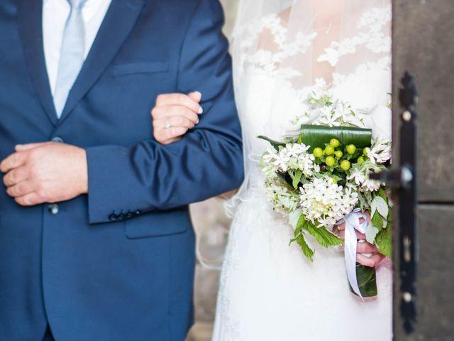 Le mariage de Mélanie et Germain