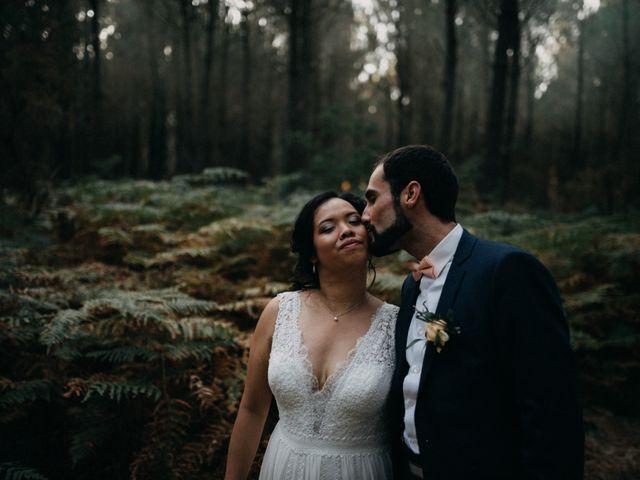 Le mariage de Thomas et Moly à Bordeaux, Gironde 46