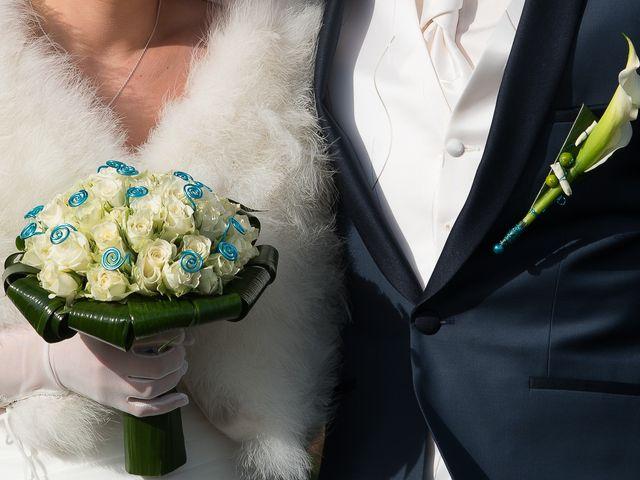 Le mariage de Damien et Morgane à Wolfersdorf, Haut Rhin 8