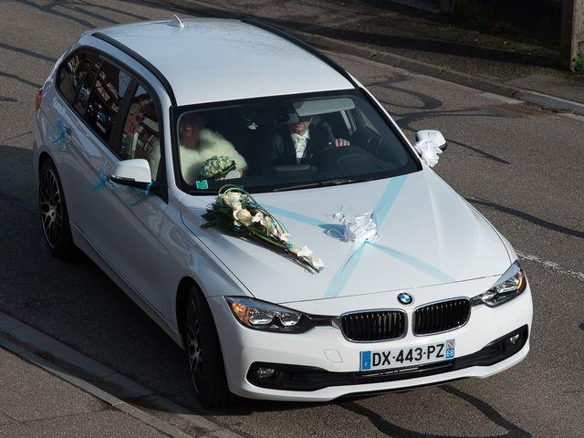 Le mariage de Damien et Morgane à Wolfersdorf, Haut Rhin 15