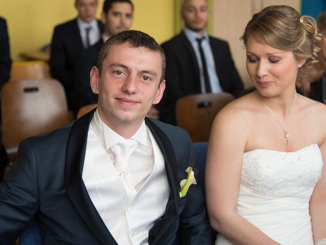 Le mariage de Damien et Morgane à Wolfersdorf, Haut Rhin 16