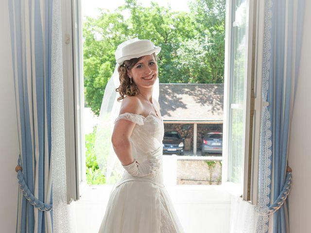 Le mariage de Florent et Tennessee à Houdan, Yvelines 8