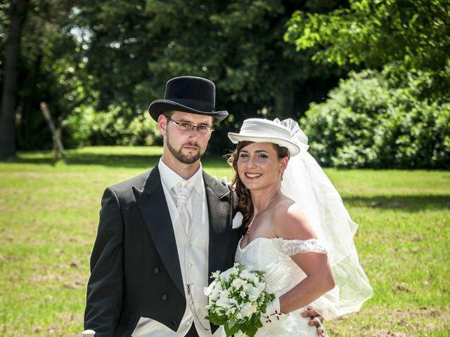 Le mariage de Florent et Tennessee à Houdan, Yvelines 11