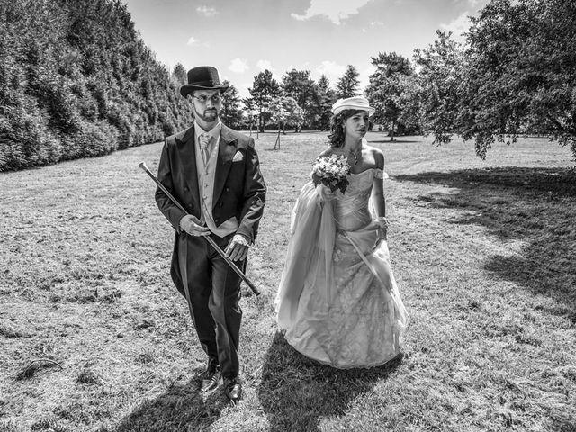 Le mariage de Florent et Tennessee à Houdan, Yvelines 12