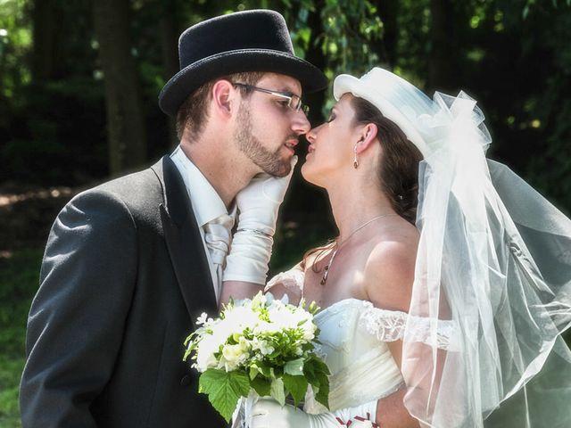 Le mariage de Florent et Tennessee à Houdan, Yvelines 13