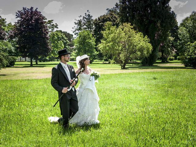 Le mariage de Florent et Tennessee à Houdan, Yvelines 14