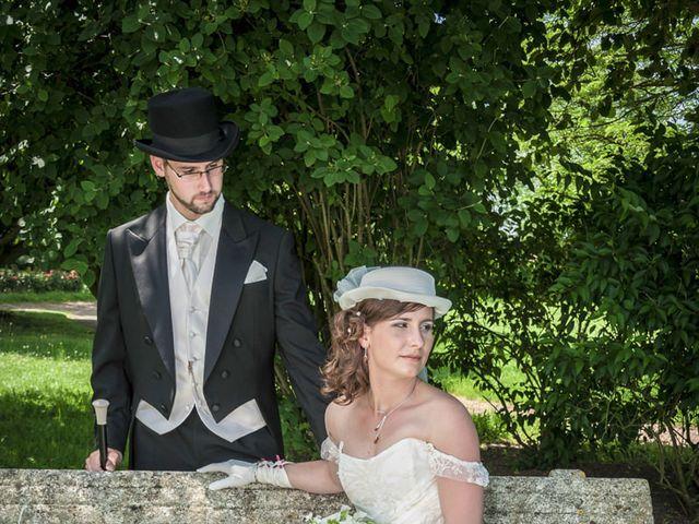Le mariage de Florent et Tennessee à Houdan, Yvelines 15