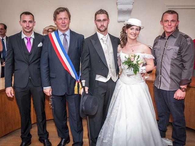 Le mariage de Florent et Tennessee à Houdan, Yvelines 25