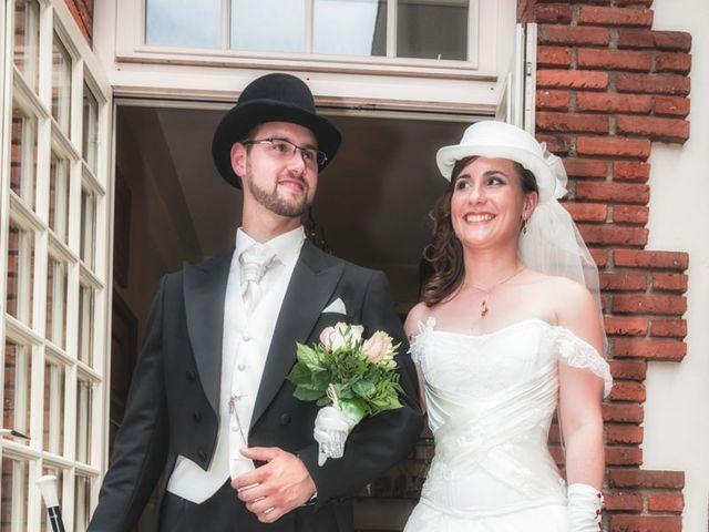 Le mariage de Florent et Tennessee à Houdan, Yvelines 26