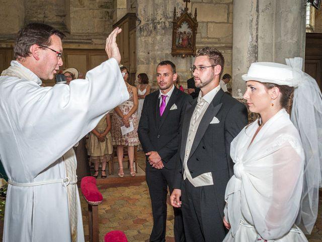 Le mariage de Florent et Tennessee à Houdan, Yvelines 28