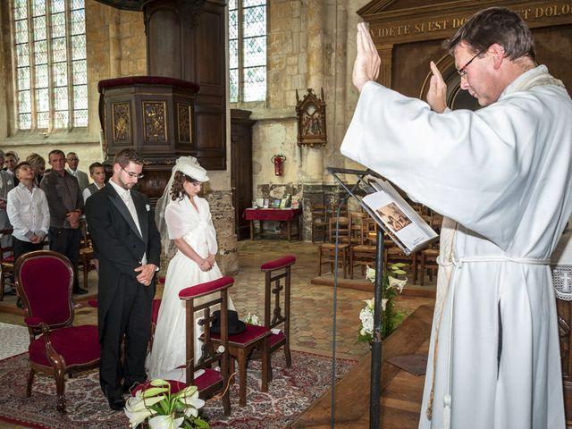 Le mariage de Florent et Tennessee à Houdan, Yvelines 31