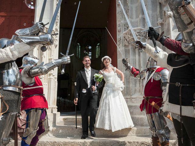 Le mariage de Florent et Tennessee à Houdan, Yvelines 35