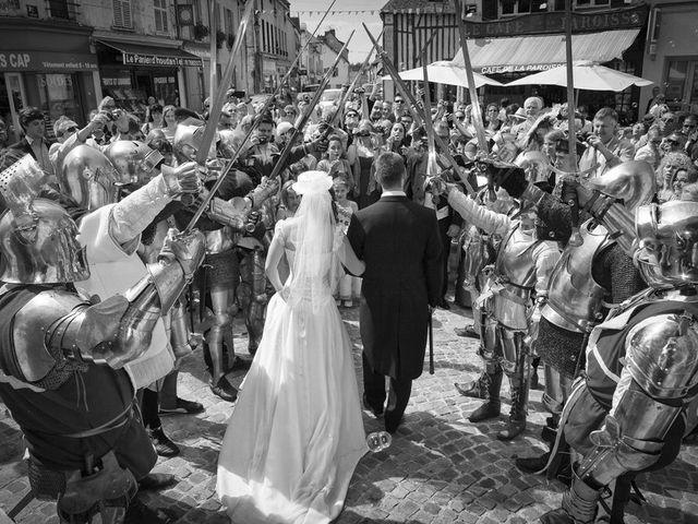 Le mariage de Florent et Tennessee à Houdan, Yvelines 36
