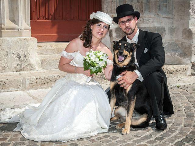 Le mariage de Florent et Tennessee à Houdan, Yvelines 37
