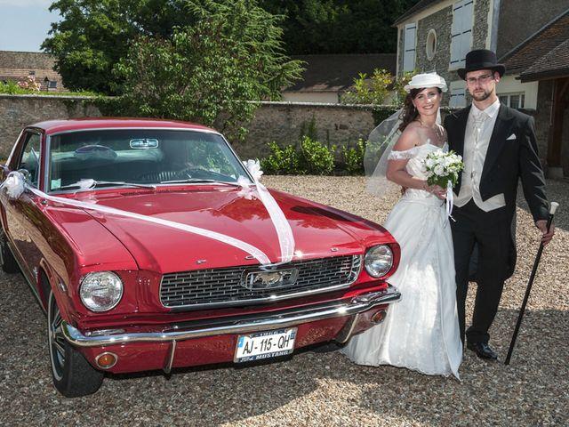 Le mariage de Florent et Tennessee à Houdan, Yvelines 38