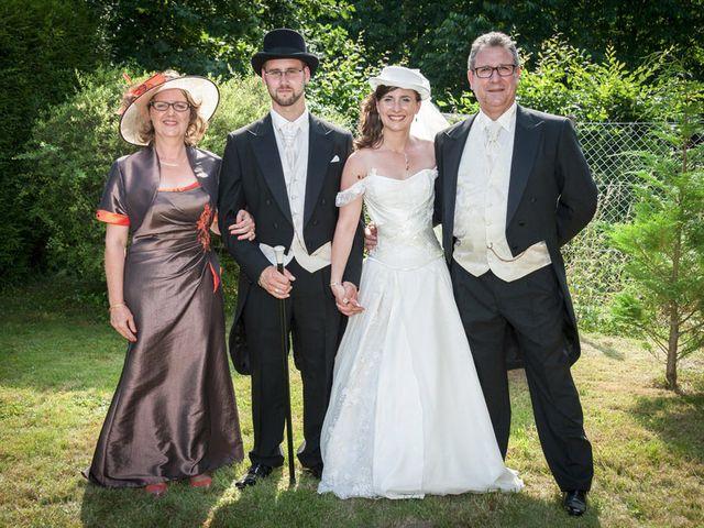 Le mariage de Florent et Tennessee à Houdan, Yvelines 42