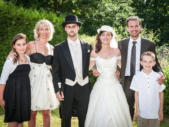 Le mariage de Florent et Tennessee à Houdan, Yvelines 43
