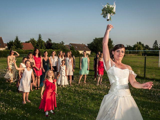 Le mariage de Florent et Tennessee à Houdan, Yvelines 45