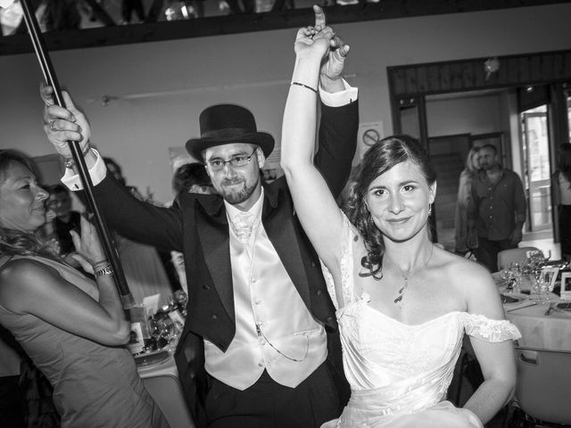 Le mariage de Florent et Tennessee à Houdan, Yvelines 48