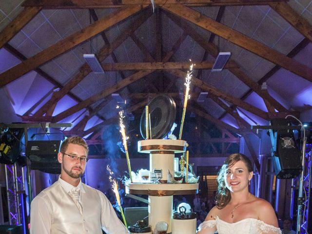 Le mariage de Florent et Tennessee à Houdan, Yvelines 54