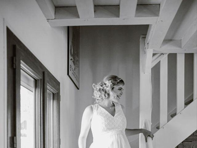 Le mariage de Maxime et Marine à Tourgeville, Calvados 4