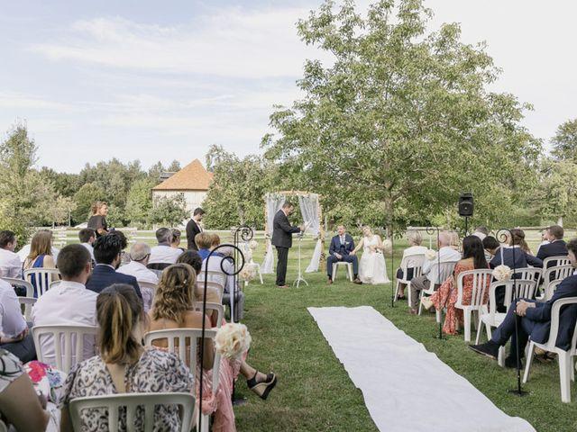 Le mariage de Maxime et Marine à Tourgeville, Calvados 20