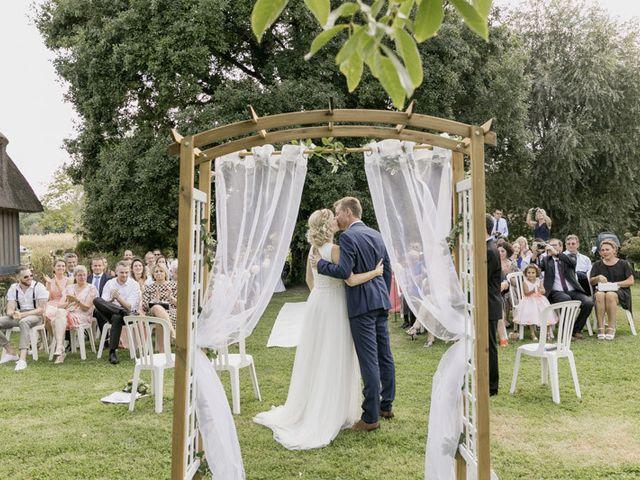 Le mariage de Maxime et Marine à Tourgeville, Calvados 21