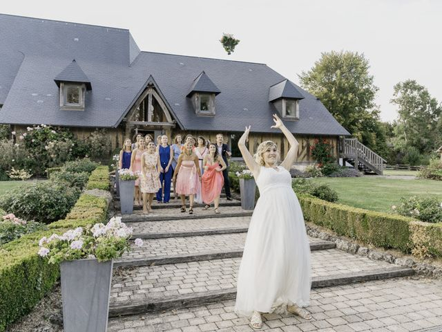 Le mariage de Maxime et Marine à Tourgeville, Calvados 24