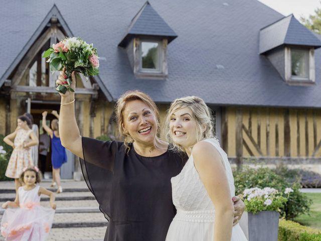 Le mariage de Maxime et Marine à Tourgeville, Calvados 25