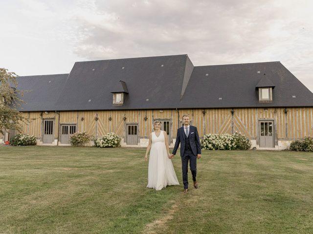 Le mariage de Maxime et Marine à Tourgeville, Calvados 26